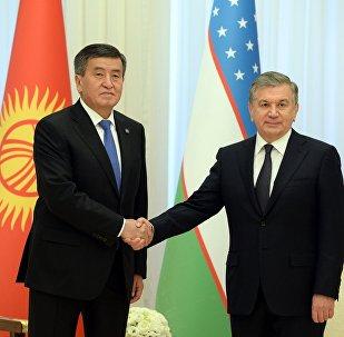 Бүгүн, 13-декабрда Кыргызстандын президенти Сооронбай Жээнбеков Ташкентке расмий иш сапары менен барды.