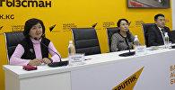 Видеомост, посвященный VI Российско-кыргызской межрегиональной конференции