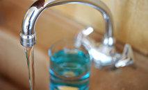 Питьевая вода. Архивное фото