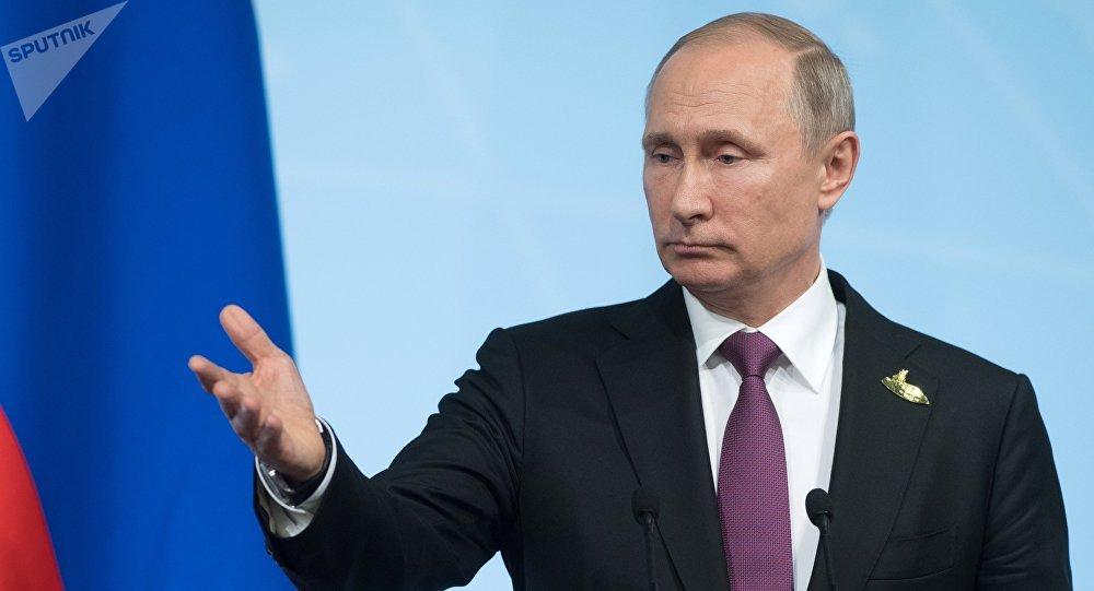 Путин рассчитывает восстановить отношения с Украинским государством