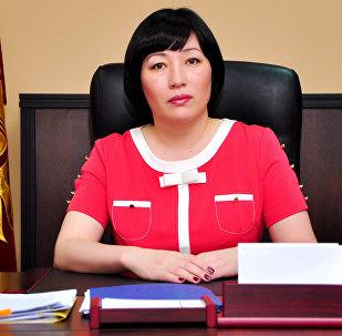Председатель ГРС Алина Шаикова. Архивное фото