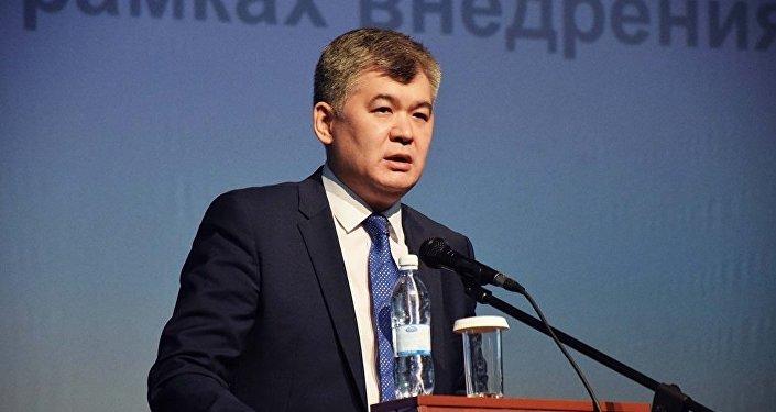 Министр здравоохранения Казахстана Елжан Биртанов