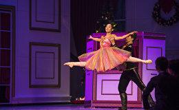 3D-балет Щелкунчик и Мышиный король  в Национальном театре оперы и балета имени А. Малдыбаева