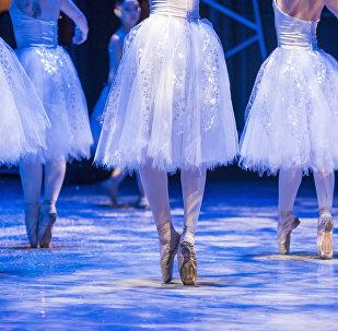 Балерины. Архивное фото