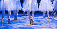 Постановка балета Щелкунчик. Архивное фото