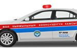 Новое оформление спецмашин ГУОБДД