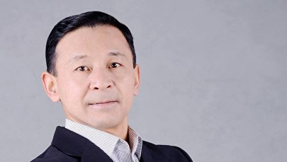 Руководитель группы Эл шайырлары Мурадил Сагыналиев
