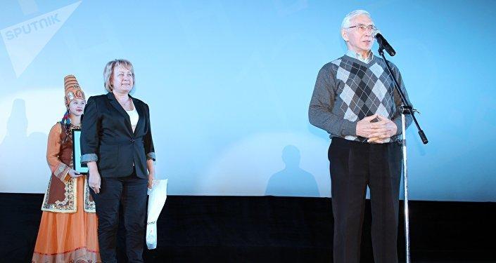 Торжественное закрытие VII кинофестиваля Кыргызстан –страна короткометражных фильмов в Бишкеке