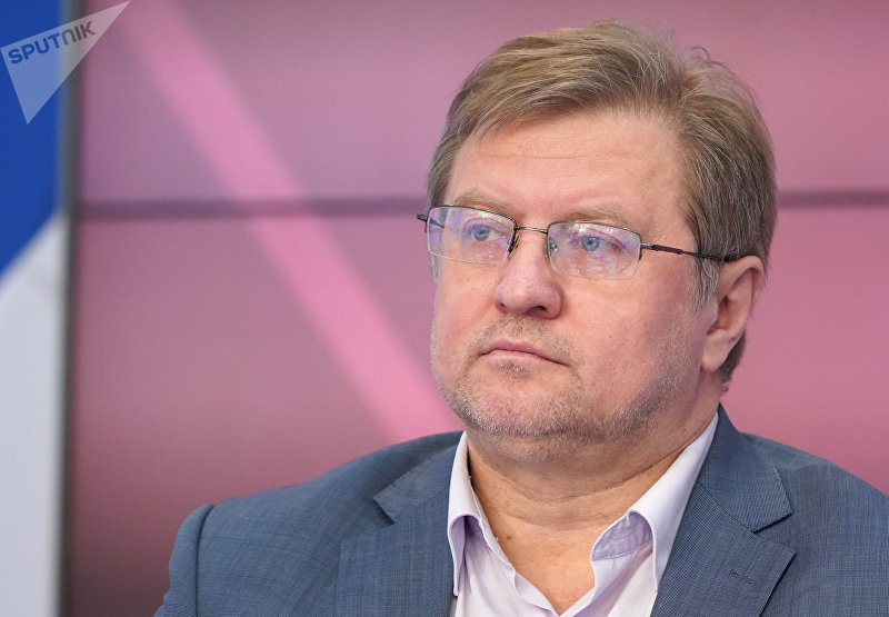 Директор Института ЕАЭС Владимир Лепехин
