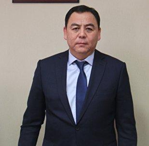 Исаков Женишбек Исакович
