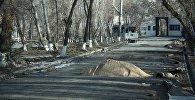 Бүгүн Ош шаарынын мэри Айтмамат Кадырбаев Токтогул Сатылганов атындагы эс алуу жайынын реконструкциялоо иштеринин жүрүшү менен таанышты