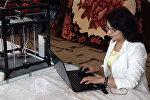 Программист из Бишкека Салтанат Алиева, которая собрала 3D-принтер, чтобы печатать бионические протезы