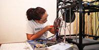 В Бишкеке собрали 3D-принтер за 43 тыс сомов — видео