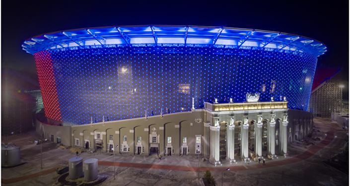 Екатеринбург Арена