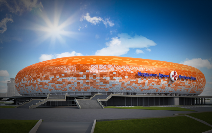 Мордовия Арена, Саранск