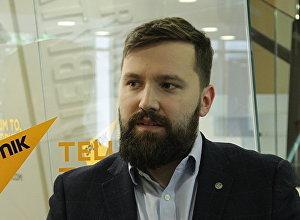 Директор Института стратегических исследований и прогнозов РУДН Дмитрий Егорченков. Архивное фото