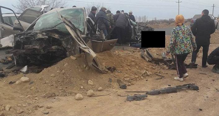 По словам главного врача Иссык-Кульской районной больницы Бубуайым Жеенбековой, четверо пострадавших находятся в тяжелом состоянии, они в реанимации; еще двое — в отделении травматологии.