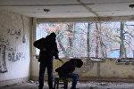 В Воронеже испытывают дрон, управляемый движениями глаз
