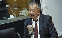 Премьер-министр Кубатбек Боронов. Архивное фото