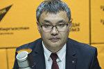 Экономика министринин орун басары Данияр Иманалиев