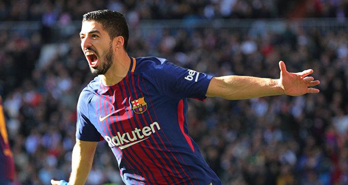 Эсеп оюндун 54-мүнөтүндө ачылып, алгачкы топту каршылашынын дарбазасына Барселона комадасынын оюнчусу Луис Суарес киргизди
