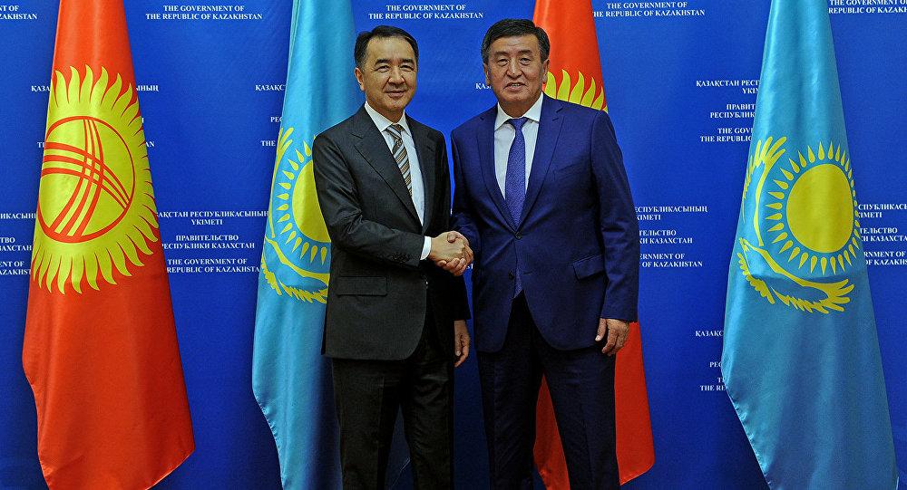 Заседание Евразийского межправительственного совета ЕЭС в Астане