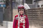 Памирская кыргызска Ширинбу Абдулбаит кызы