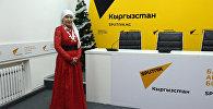 Как памирской кыргызке впервые сделали макияж — видео до и после
