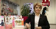 Архивное фото кандидата медицинских наук Татьяны Дементьевой