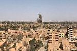 Вид на район Джафра в Дейр-эз-Зоре. Архивное фото