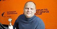 Депутат Рижской думы Руслан Панкратов