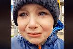 Первоклассник разрыдался из-за начала каникул — умилительное видео