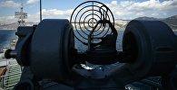Малый противолодочный корабль военно-морской базы России. Архивное фото