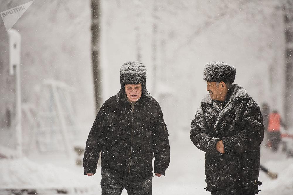 Так что не упускайте возможность насладиться белоснежными видами Бишкека