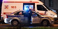 Россиянын полиция жана тез жардам кызматы. Архив