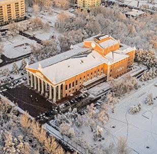 Национальный академический театр оперы и балета имени А. Малдыбаева