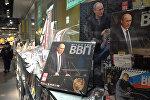 В Токио раскупают календари на 2018 год с изображением Путина