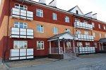 Вручение квартиры для сотрудников ГПС и ГСИН в Нарыне
