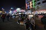 Пекин шаарынын тургундары. Архив