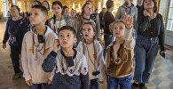 Экскурсионная поездка участников шоу Ты супер! Танцы в Санкт-Петербург
