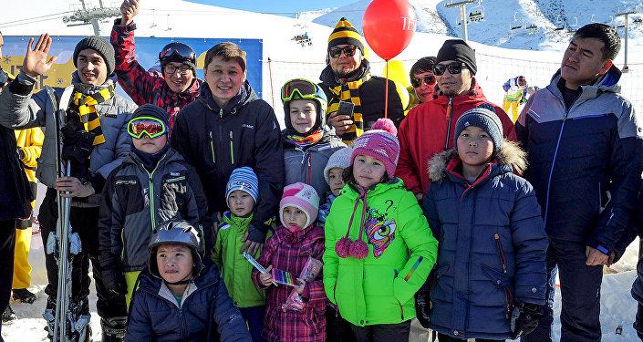Официальное открытие зимнего туристического сезона 2017-2018 годов в Чунгурчаке