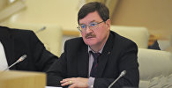 Профессор Академии военных наук РФ Владимир Козин