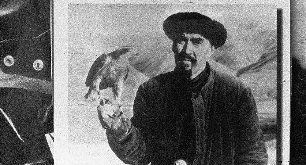 Каба уулу Кожомкул. Архив