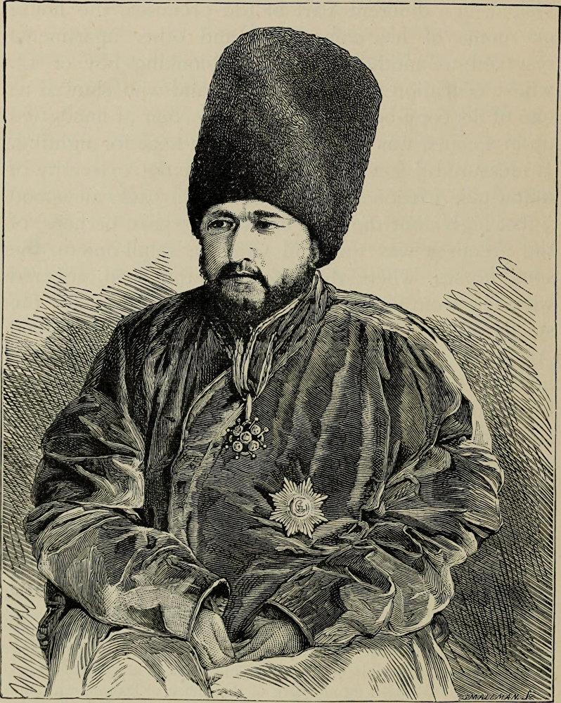 Хива хандыгын 1864-1910-жылдар аралагында башкарып келген Мухаммад Рахим-хан II