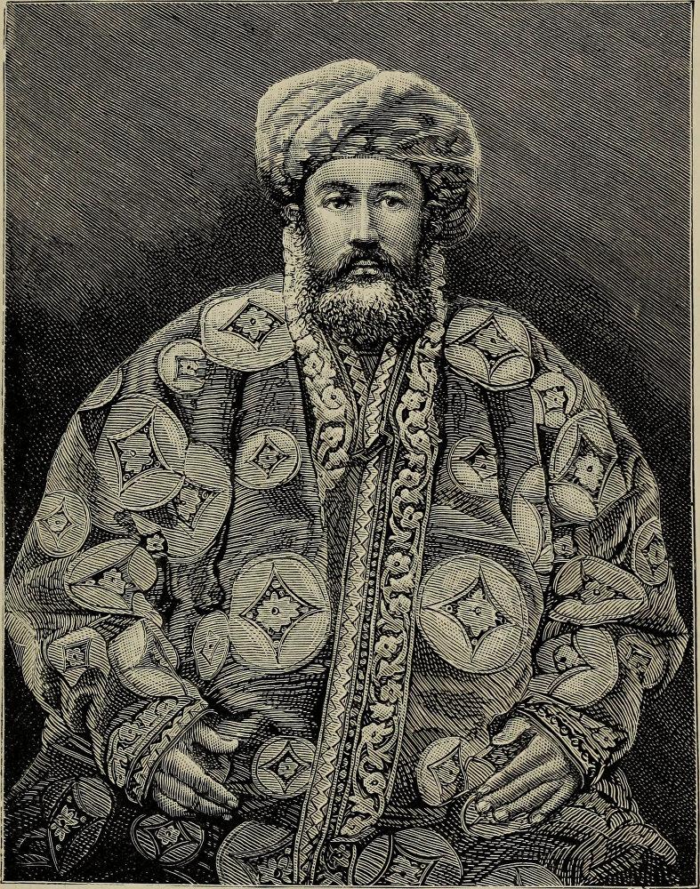 Бухара эмири Сейд Мухаффар ад-дин
