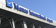 Система Электронные ворота (E-gate) в международном аэропорту Манас