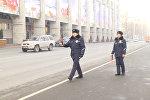 Милиция кызматкерлери ишке жаңы форма менен чыгышты. Видео
