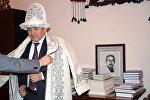 Маданият, маалымат жана туризм министри Султан Жумагуловдун архивдик сүрөтү