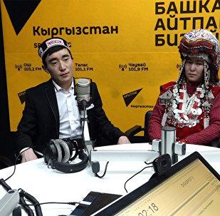 Памирлик кыргыз Фазылхак: сурап алар өлкөбүз бар, эми пас болбойбуз. Видеомаек