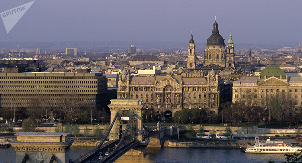 Будапешт шаары. Архив